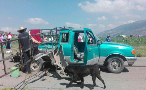 Explota taller de pirotecnia en Acambay; hay 15 lesionados