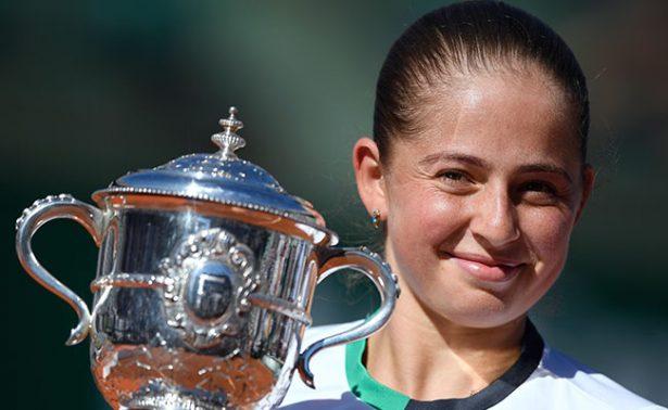 Con solo 20 años, Jelena Ostapenko gana Roland Garros