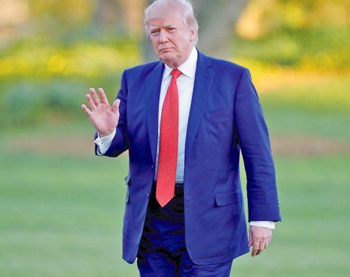 Abordará Donald Trump con empresarios Reforma Tributaria e infraestructura
