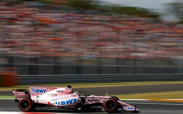 Checo espera una carrera muy difícil en el Circuito de Marina Bay