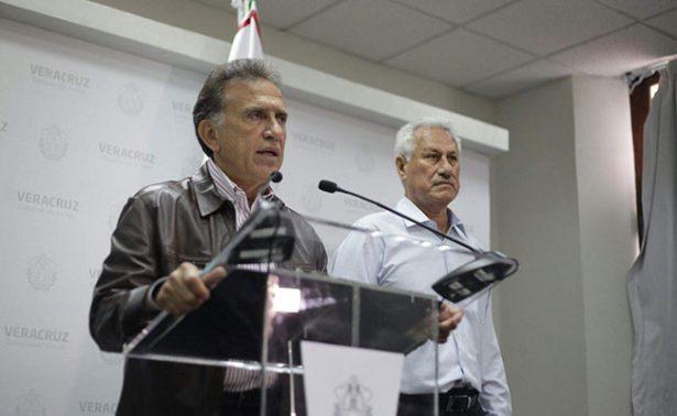 Yunes buscará con SHCP solucionar problemas de deuda