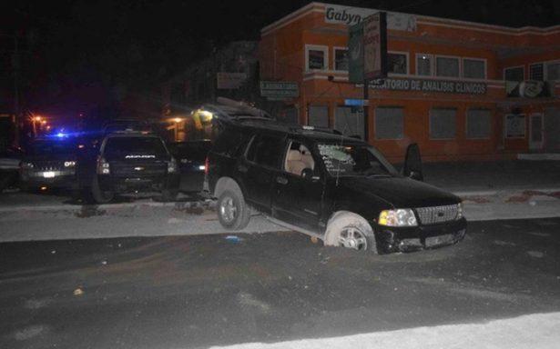 Policías de Tamaulipas rescatan a tres secuestrados