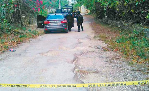 Hallan cadáver de mujer en el interior de una bolsa en Cancún
