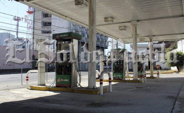 Robo de combustible tira ventas en gasolineras