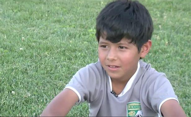 "Por ""lucir como un niño"", torneo de futbol en EU descalifica a una niña"