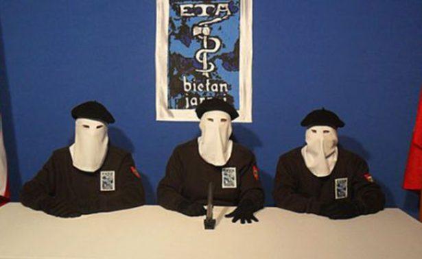 Luego de 50 años, ETA se declara una organización desarmada