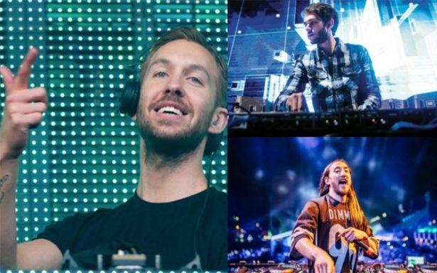 Calvin Harris, Steve Aoki y Zedd llegarán a Los Cabos; celebrarán apertura de club