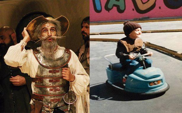 ¿Qué juguetes recibieron los actores cuando eran pequeños?