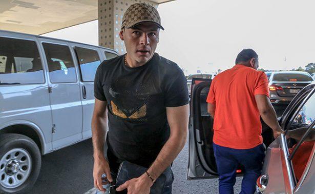 Pablo Aguilar viaja a Suiza para apelar sanción ante TAS