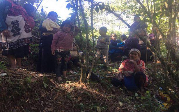 ONU exige atender problema de desplazados en Chiapas