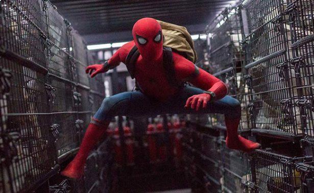 Spider-Man atrapa con su telaraña la taquilla de EU