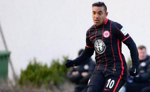 Marco Fabián espera iniciar ante el Werder Bremen