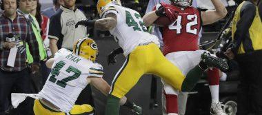NFL Final de Conferencia: Green Bay 0 – 10 Falcons  [En Directo]