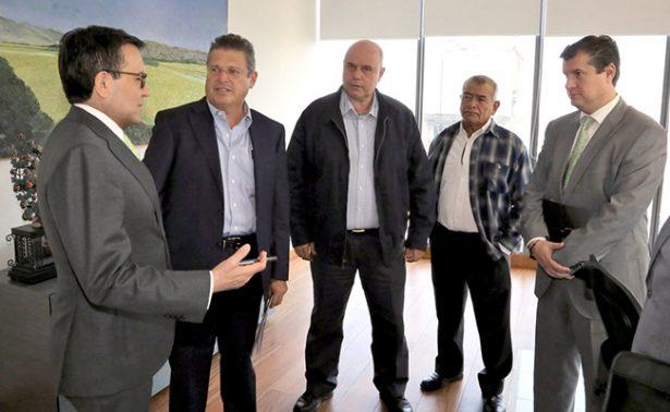 Mexicanos serán los primeros en abastecer de azúcar a EU, dice Guajardo a cañeros