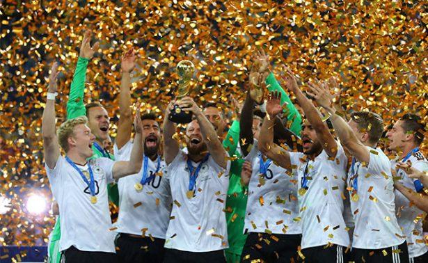 ⚽ Por la mínima, ¡Alemania es campeón de Confederaciones!