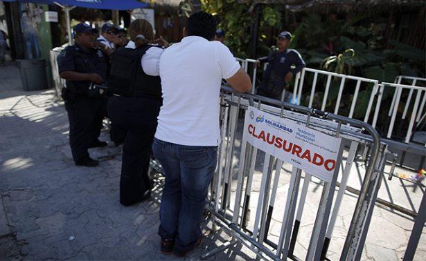 Continúan los hechos de violencia en Playa del Carmen y Cancún
