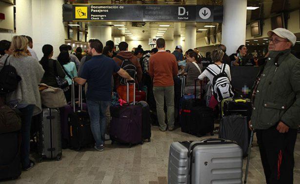 Aumentan quejas de usuarios de transporte aéreo; propician multas por 22.4 mdp