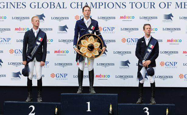 Emociona a México la Longines Global Champions