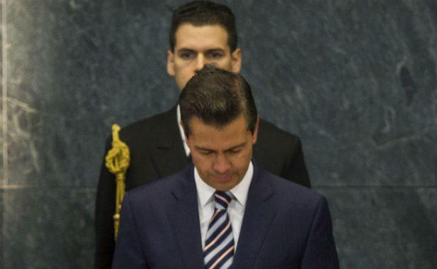 EPN externa condolencias a familias de militares fallecidos por alud