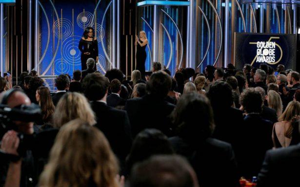 Cae audiencia televisiva de los Globos de Oro