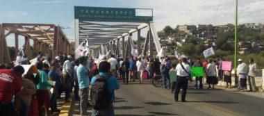Bloquean carretera en Oaxaca; exigen segundo censo de daños por sismo y ayuda económica