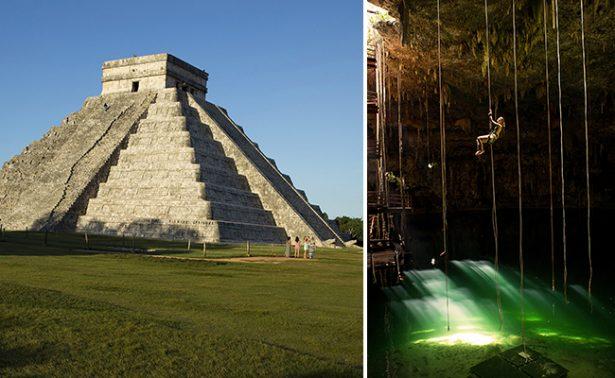 ¡Se acerca el equinoccio de primavera!, así pasa en Chichén Itzá