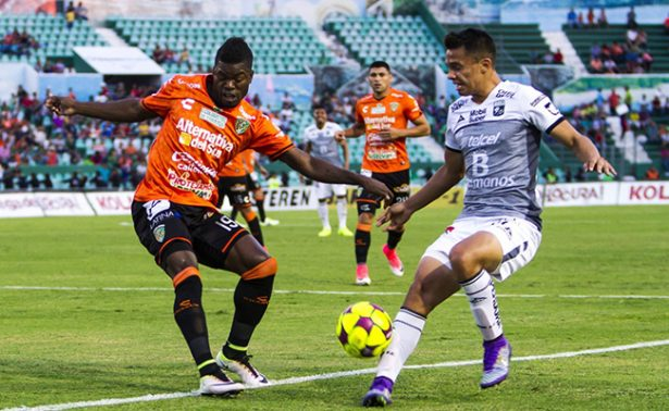 Jaguares y León empatan a cero goles