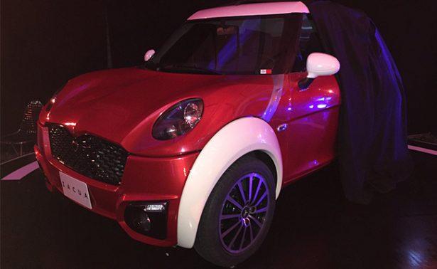 Zacua: primera marca automotriz 100% mexicana de autos eléctricos