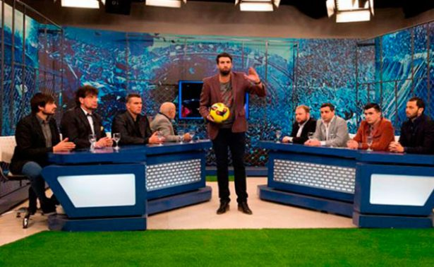 [Video] Periodista argentino se lanza contra el futbol mexicano