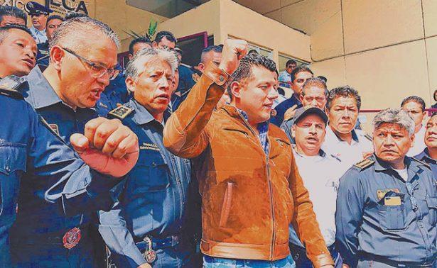 Amenazan Bomberos de la Ciudad de México con huelga activa