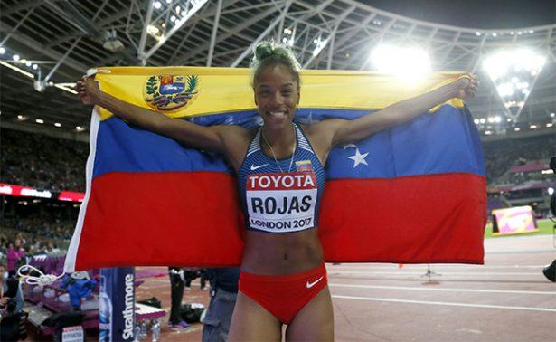 Yulimar Rojas, la nueva campeona mundial de triple salto, celebra  ¡durmiendo!