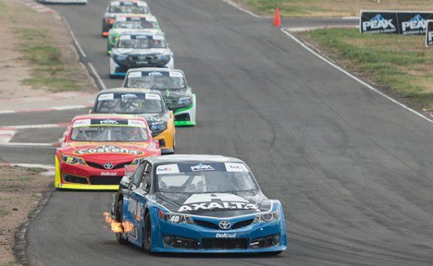 Michel Jourdain Jr. quiere otra victoria en el Autódromo de Aguascalientes