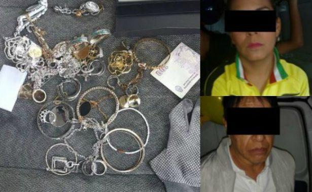 Detienen a ladrones de la casa de JoJo Jorge Falcón