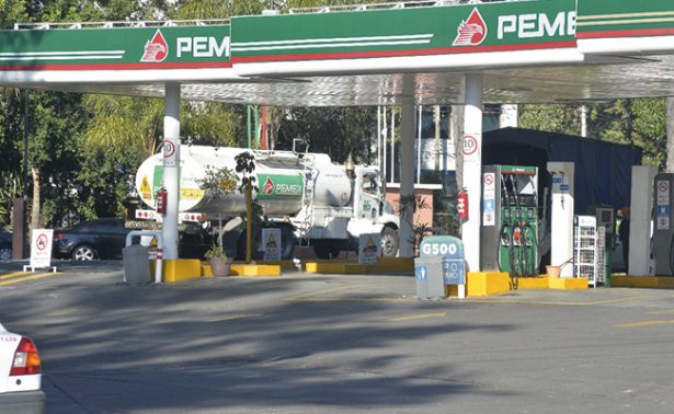 No hay incrementos desordenados en precios de gasolinas: SHCP