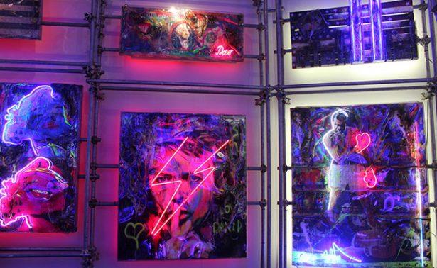 Presentan muestra  del artista contemporáneo Dicó