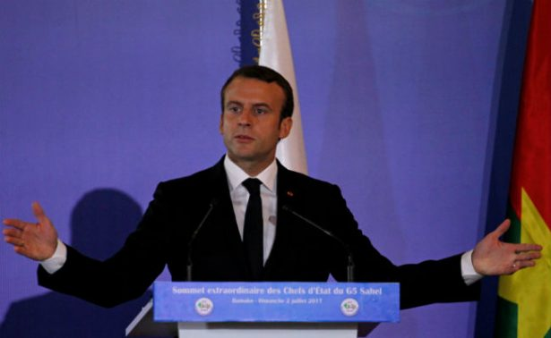 """Joven quería matar a Macron al estilo del filme """"El día del chacal"""""""