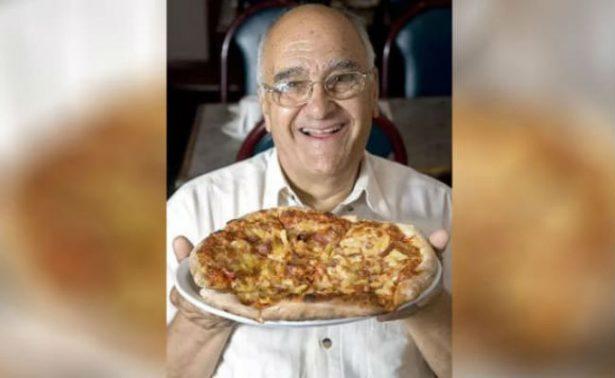 Muere Sam Panopoulos, inventor de la pizza hawaiana