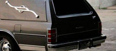 Huachicoleros usaban carroza fúnebre para trasladar el combustible