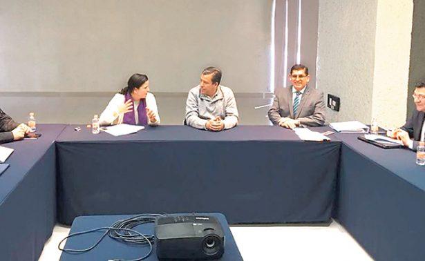 Reconoce Márquez trabajo del CEPSE, en Guanajuato