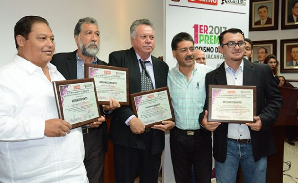 Reporteros de El Sol de Sinaloa ganan reconocimiento periodístico