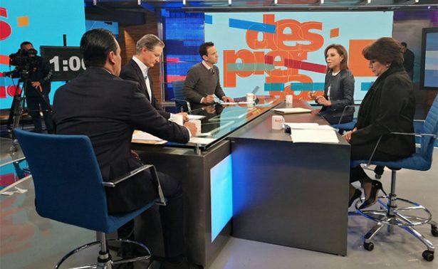 En medio de acusaciones candidatos al Edomex fijan los ejes de su campaña