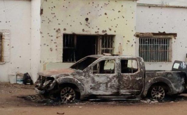 Enfrentamiento armado en Chihuahua deja al menos 15 muertos