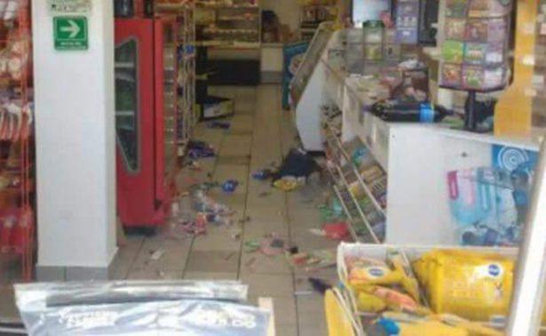 Vigilan encubiertos  tiendas de autoservicio  en Jalisco ante saqueos