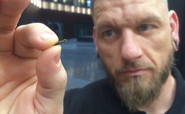 Inyectan chips  a empleados de  empresa sueca