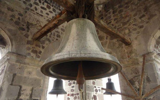 Tras sismo, piden no tocar las campanas de las iglesias en Puebla