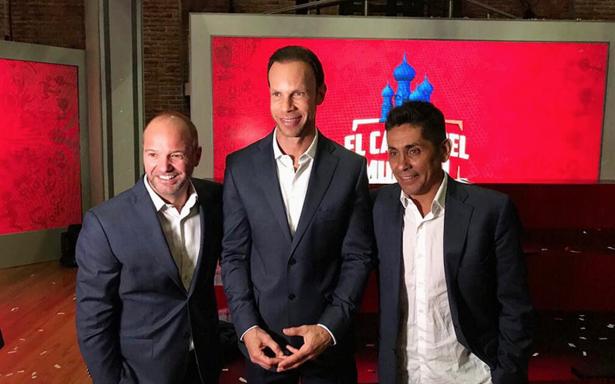 TV Azteca ficha a Zague como comentarista