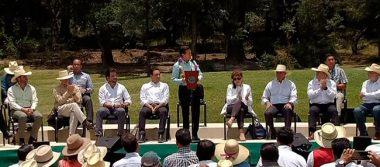 Turismo Sustentable es la clave para proteger naturaleza: Peña Nieto