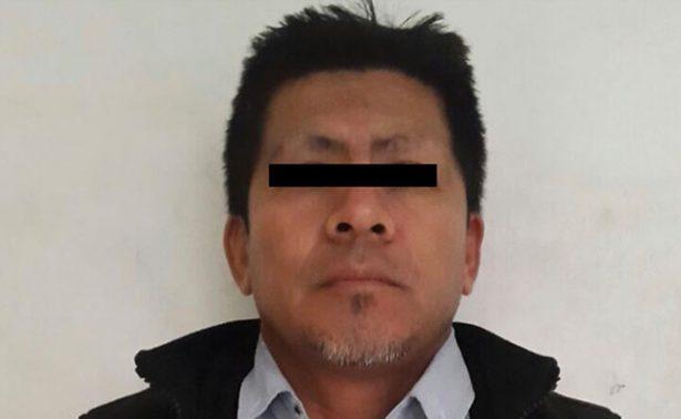Presunto asesino de Valeria ya se encuentra en el penal de Neza Bordo