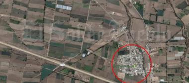"""Punto de """"megaordeña"""" es identificado gracias a Google Maps en Puebla"""
