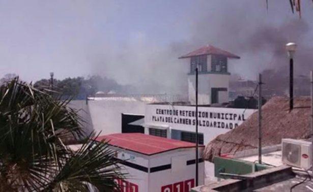 Nuevo motín en penal de Playa del Carmen deja 1 muerto